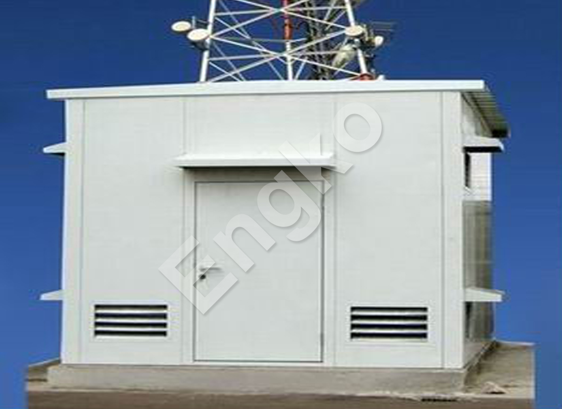 Prefabricated Railway Shelters In India Railway Shelter